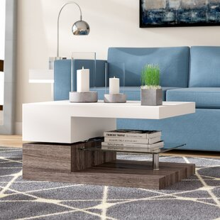 Rectangle White Coffee Tables You Ll Love Wayfair
