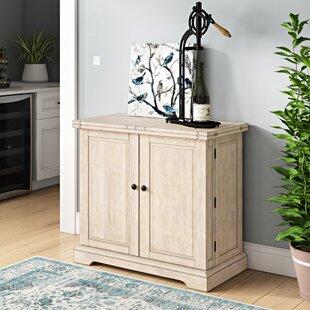 Rheingold Bar Cabinet with Wine Storage