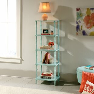 Wales Tower Etagere Bookcase