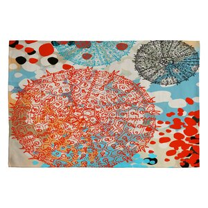 Irena Orlov Exotic Sea Life 2 Novelty Rug