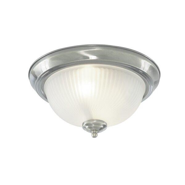 Ceiling flush lights wayfair aloadofball Images