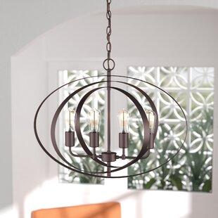 Gurney Slade 4 Light Globe Pendant