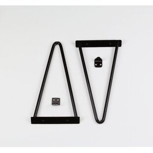 Black Iron Shelf Brackets | Wayfair