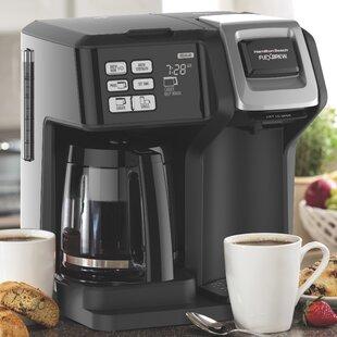 2 In 1 Coffee Maker Wayfair