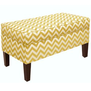 Rhian Upholstered Storage Bench