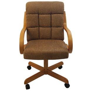 Arlington Arm Chair. By Caster Chair Company
