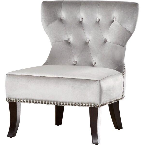 Simpli Home Kitchener Slipper Chair Amp Reviews Wayfair