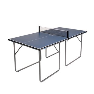 JOOLA Midsize Foldable Table Tennis Table (12mm Thick)