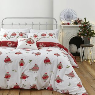 Robins Duvet Cover Set by Catherine Lansfield