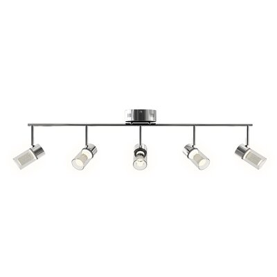 universe led ceiling 5light track kit
