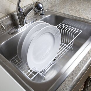 Over The Sink Dish Rack   Wayfair