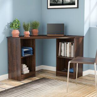 Fabulous Corner Computer Table Wayfair Complete Home Design Collection Papxelindsey Bellcom