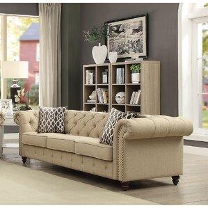 Irenee Sofa with Pillow by Lark Manor