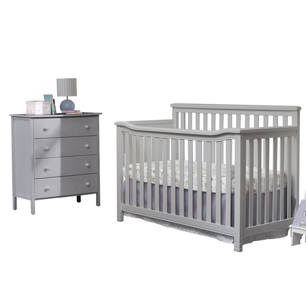 Grey Nursery U0026 Baby Furniture Sets Youu0027ll Love   Wayfair