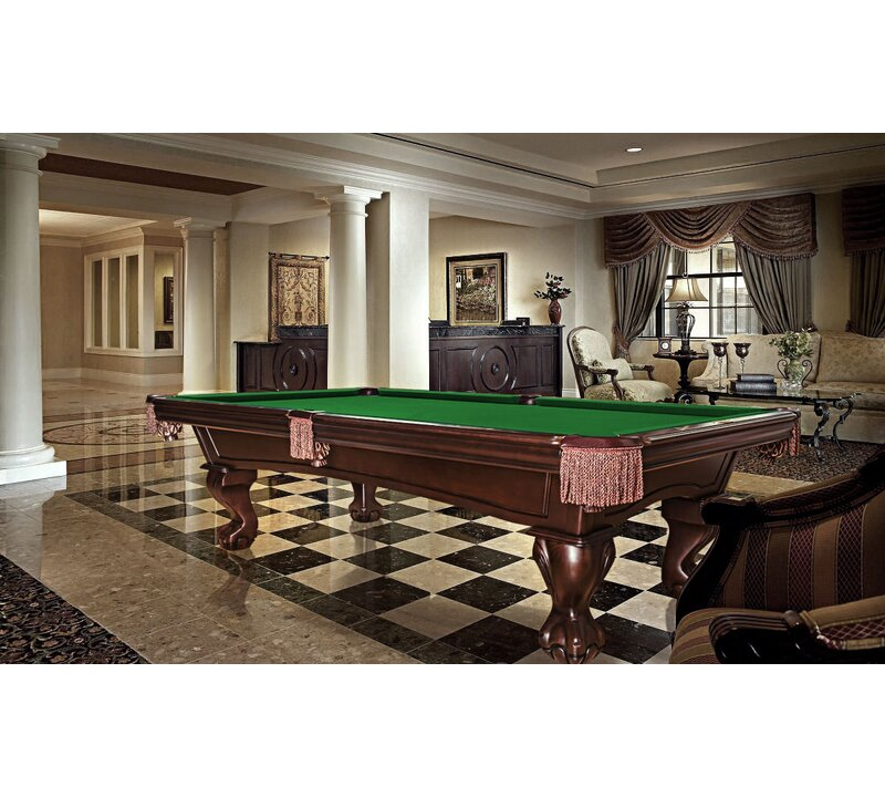 Beringer Princeton 8 Pool Table Wayfair