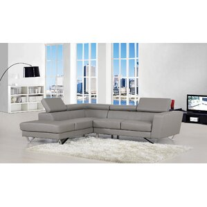 Delia Reclining Sectional by Container