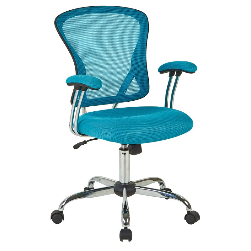 Alves Mid Back Mesh Desk Chair Amp Reviews Allmodern