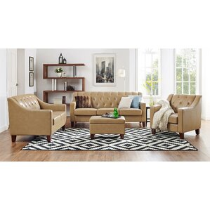 Birmingham 4 Piece Living Room Collection by..