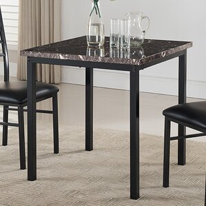 Kandi Square Dining Table by Latitude Run