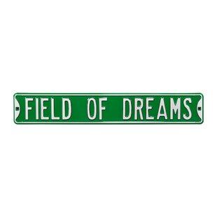 Field Of Dreams Wall Décor
