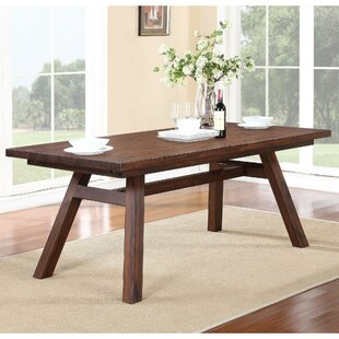 Garr Solid Wood Dining Table