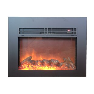 Marissa True Flame Electric Fireplace Insert