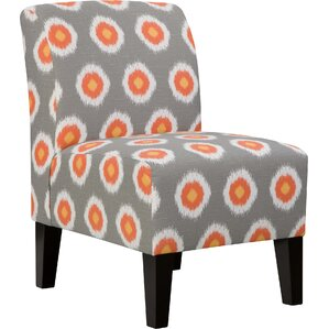 Bigham Slipper Chair by Simmons Upholstery b..