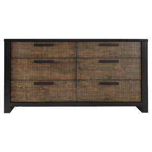 Arrie 6 Drawer Dresser by Laurel Foundry Modern Farmhouse
