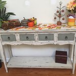 Lula 4 Drawer Console Table By August Grove