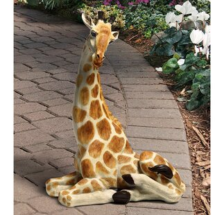 Large Giraffe Statues Wayfair