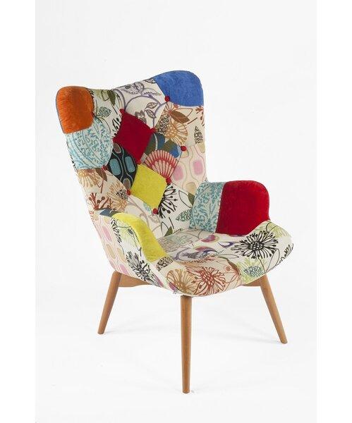 DCOR Design The Teddy Bear Armchair U0026 Reviews   Wayfair
