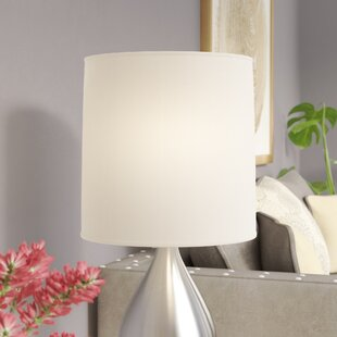 Linen Drum Lamp Shade