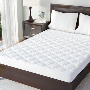 down alternative mattress pad