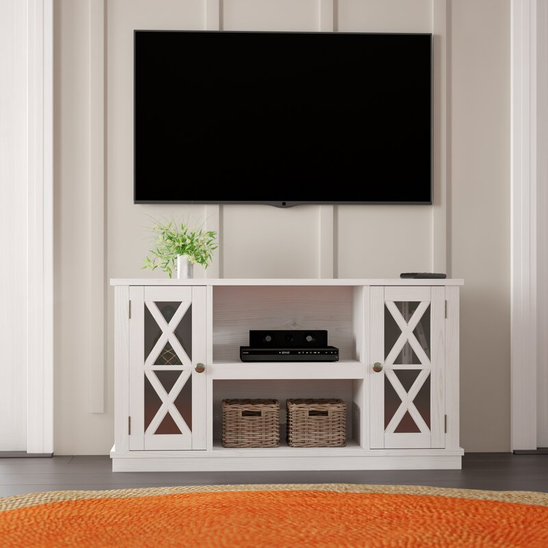 Superb Breakwater Bay Emelia Tv Stand For Tvs Up To 55 With Download Free Architecture Designs Terstmadebymaigaardcom