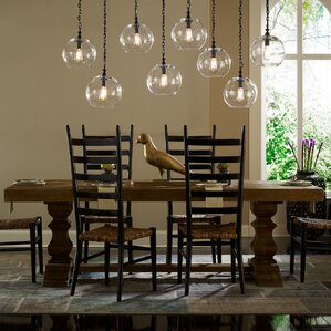 Rapunzel Dining Table by Design Tree Home
