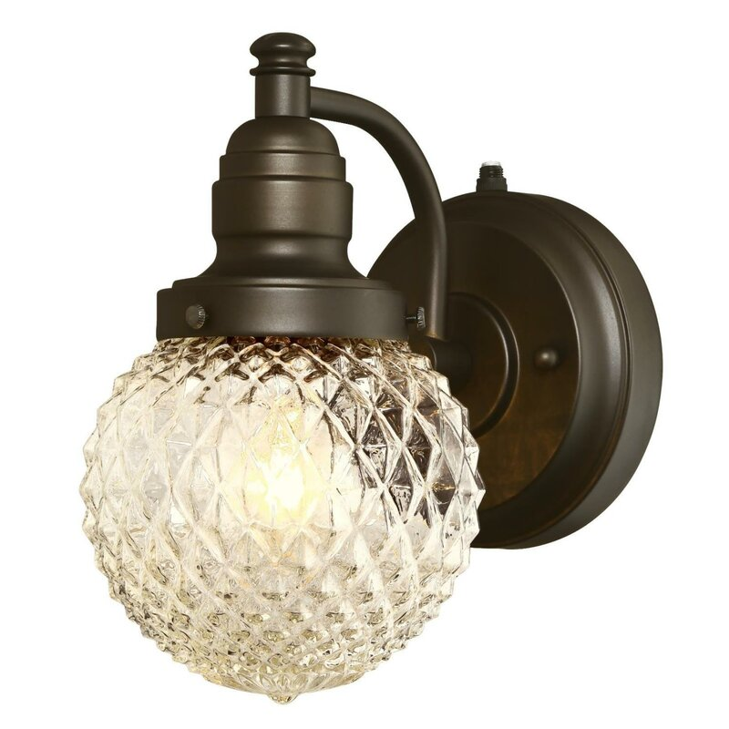 Eddystone 1 Light Outdoor Sconce