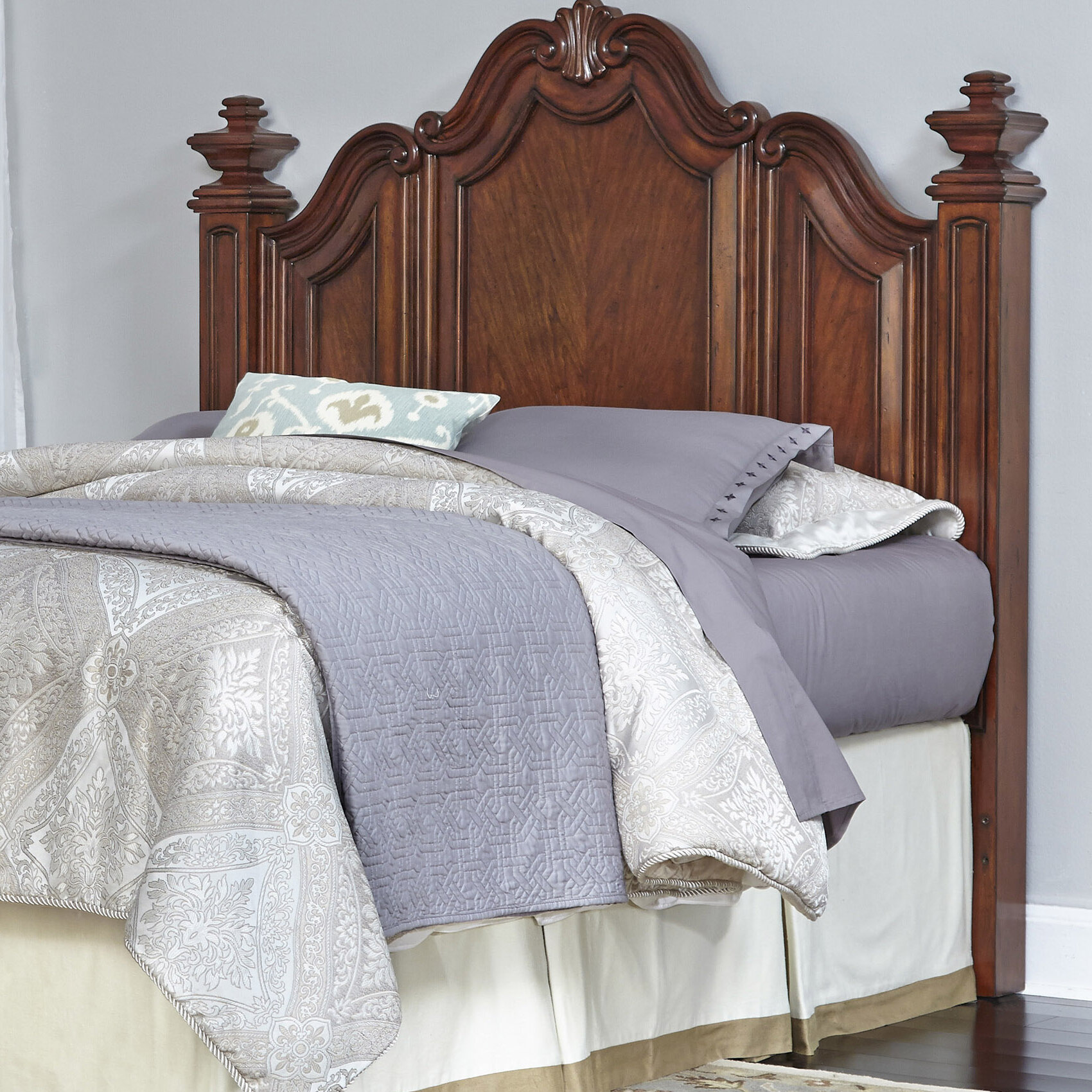 Home Styles Santiago Panel Headboard Reviews Wayfair