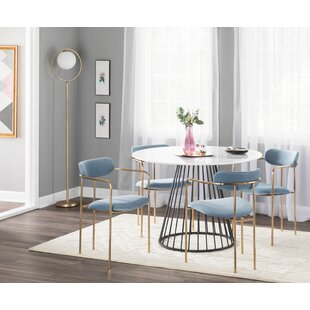 Darden Upholstered Dining Chair (Set of 2)