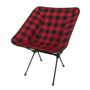 Lieblich Winston Buffalo Plaid Folding Camping Chair