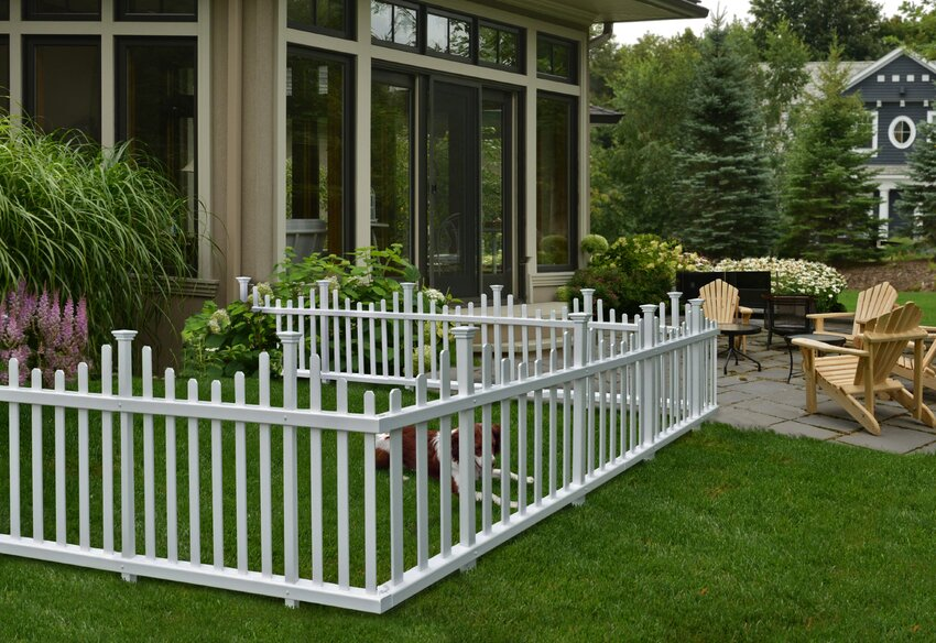 Outdoor Fencing & Flooring You'll Love in 2019 | Wayfair