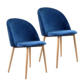 Kerstetter Upholstered Dining Chair (Set of 2)