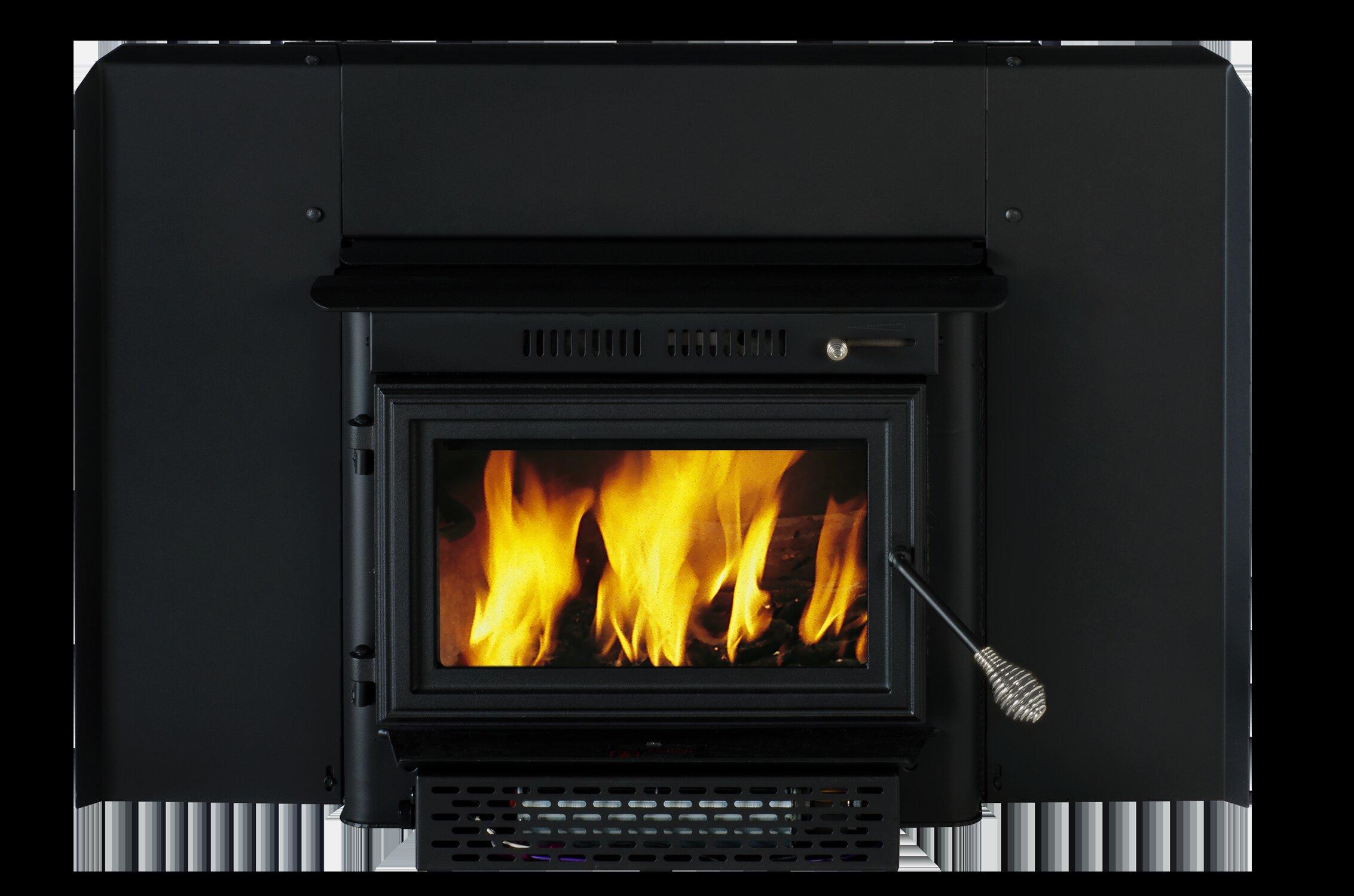 England S Stove Works Wood Burning Fireplace Insert Wayfair