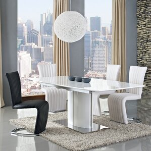 Clifton Extendable Dining Table by Wade Logan