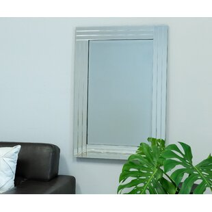 Gatsby Art Deco Wall Accent Mirror