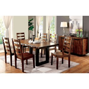 Maddie 7 Piece Dining Set by A&J Homes St..
