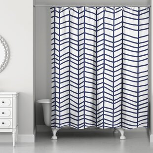 multi color chevron shower curtain. Save to Idea Board Chevron Shower Curtains You ll Love  Wayfair