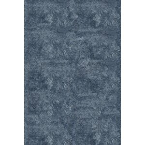 Cherree Hand-Tufted Light Blue Area Rug