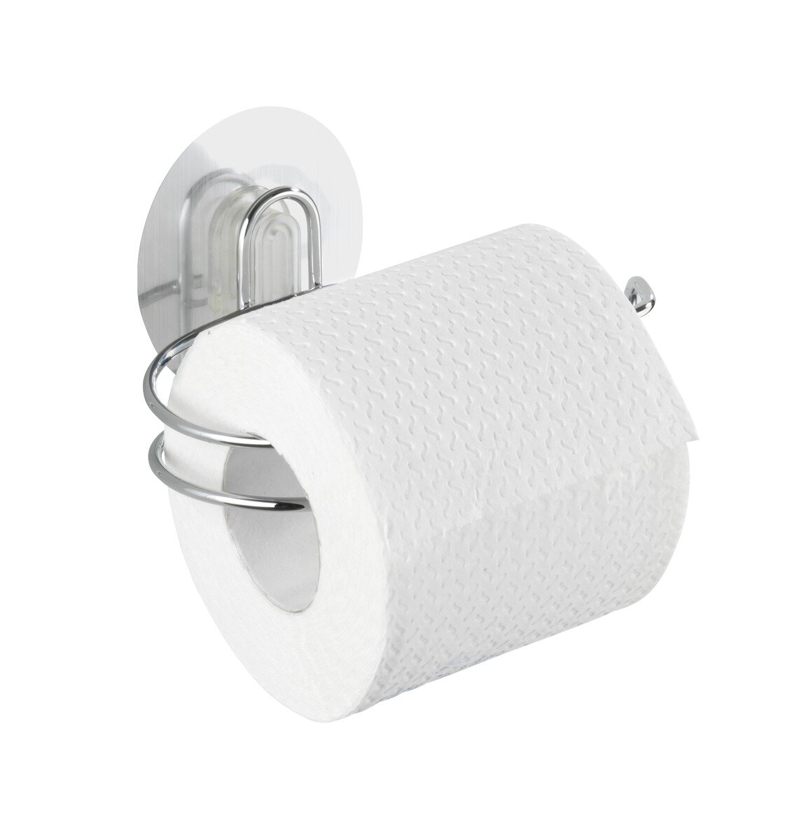 Wenko Inc Wall Mount Toilet Paper Holder with Static Loc | Wayfair