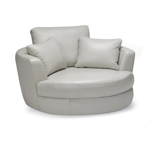 Awesome Cuddle Barrel Chair