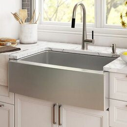 kitchen sink top kitchen sinks you ll wayfair 2941